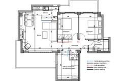 Wohnung 128 m² in Thessaloniki