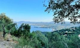 Arsa 5800 m² Korfu'da