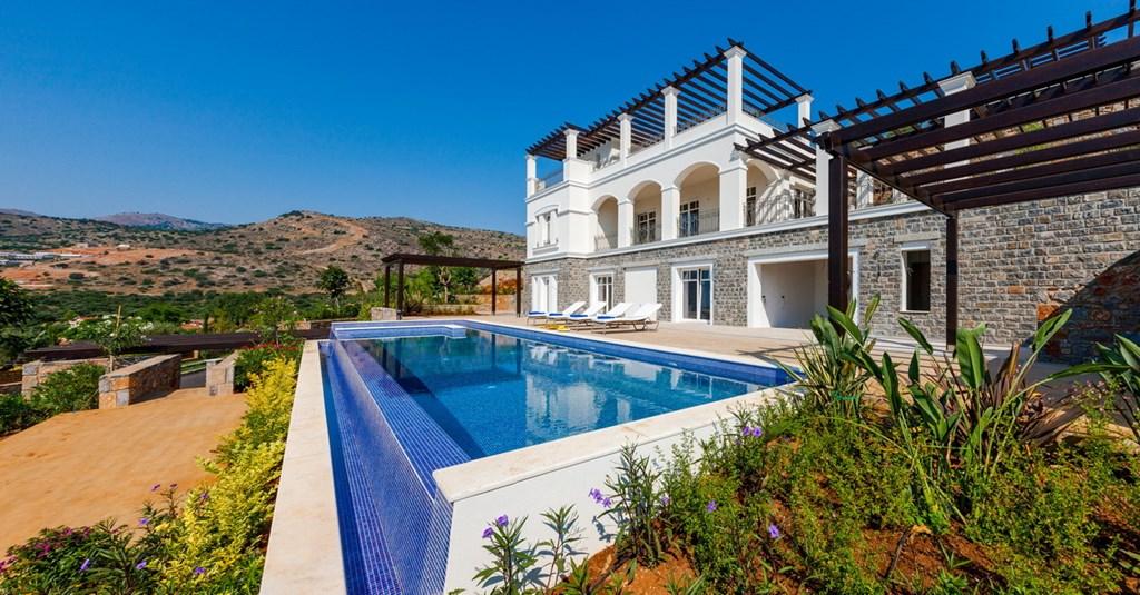 Продажа вилл на крите вся недвижимость испании
