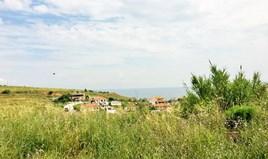 地皮 2500 m² 位于阿索斯山(哈尔基季基州)