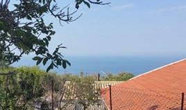 Arsa 1000 m² Korfu'da
