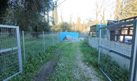 Land 1700 m² in Corfu