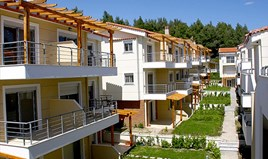 ბინა 64 m² კასანდრაზე (ქალკიდიკი)