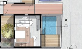 فيلا 60 m² في جزيرة كريت