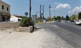 Arsa 2000 m² Korfu'da
