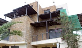თაუნჰაუსი 90 m² კასანდრაზე (ქალკიდიკი)