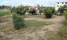 أرض 1850 m² في کاساندرا (هالكيديكي)