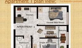 شقة 47 m² في  تسالونيكي