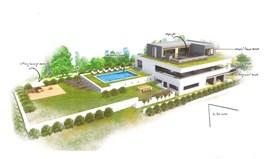 Villa 635 m² à Thessalonique