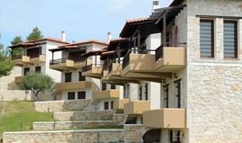 კუნძული 138 m² კასანდრაზე (ქალკიდიკი)