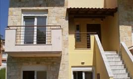 复式住宅 90 m² 位于卡桑德拉(哈尔基季基州)