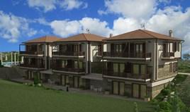 თაუნჰაუსი 130 m² ათონზე (ქალკიდიკი)