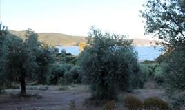 地皮 6450 m² 位于阿索斯山(哈尔基季基州)