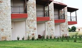 თაუნჰაუსი 65 m² კასანდრაზე (ქალკიდიკი)