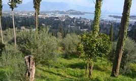 Γή 2050 m² στην Κέρκυρα